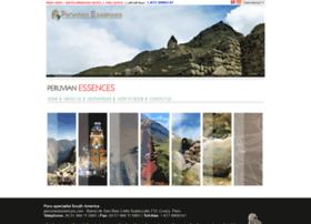 peruvianessences.com