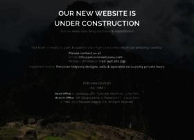 peruvianodyssey.com
