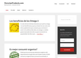 peruvianproducts.com