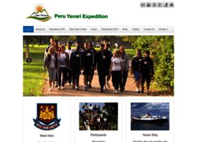 peruyavariexpedition.com