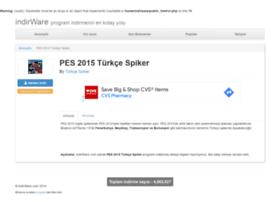 pes2015turkcespiker.indirware.com
