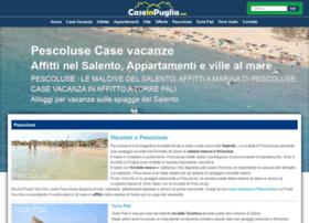 pescolusevacanze.com