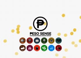 pesosense.com