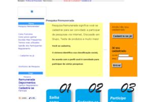 pesquisaremunerada.com.br
