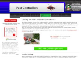 pestcontrollers.com.au