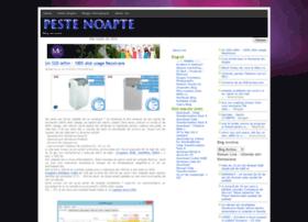 Pestenoapte.blogspot.com