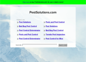 pestsolutions.com