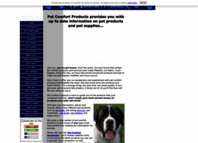 pet-comfort-products.com