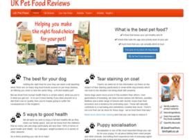 pet-food-choice.co.uk