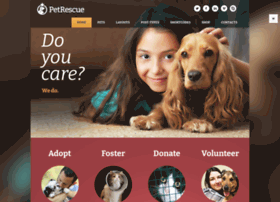 pet-rescue.cmsmasters.net
