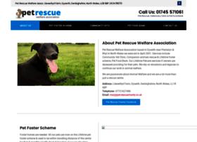 pet-rescuecharity.co.uk