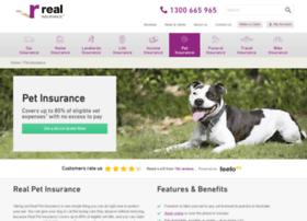 pet.realinsurance.com.au