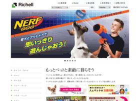pet.richell.co.jp