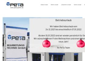 peta-gmbh.de