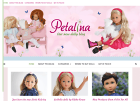 petalinadolls.co.uk