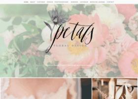 petalsfloraldesignvt.com
