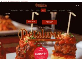 petalumarestaurant.com