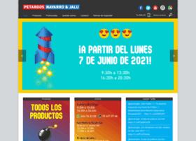 petardosnavarro.com