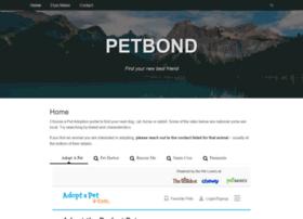 petbond.com