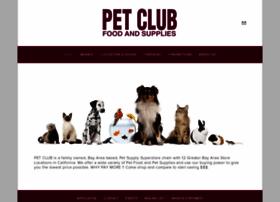 petclubstores.com