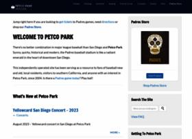petcoparkinsider.com
