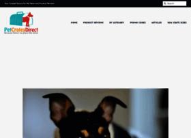 petcratesdirect.com