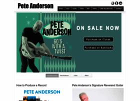 peteanderson.com