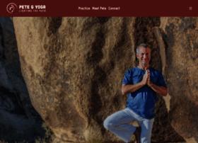 petegyoga.com