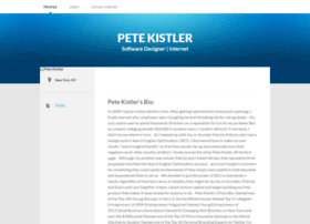petekistler.brandyourself.com