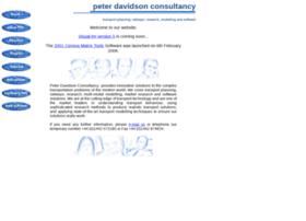 peter-davidson.com