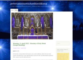 petercanisiusmichaeldavidkang.com