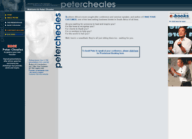 petercheales.co.za