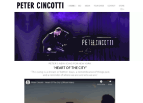 petercincotti.com