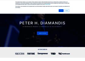 peterdiamandis.com
