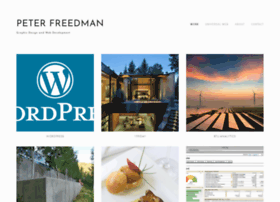 peterfreedman.com