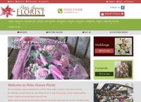 petergravesflorist.co.uk