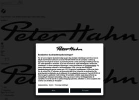 peterhahn.dk