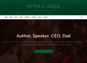 peterkgreer.com