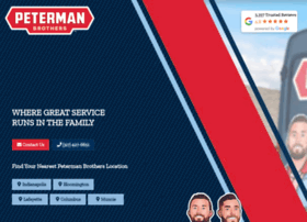 petermanhvac.com