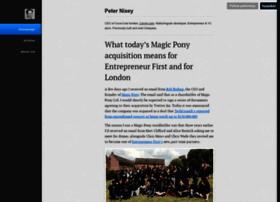 peternixey.com