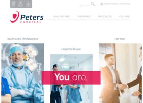 peters-surgical.com