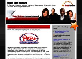 peterscarsreviews.com