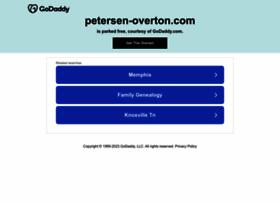petersen-overton.com