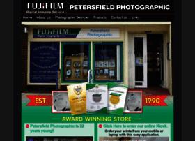 petersfieldphotographic.com