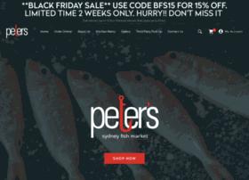 petersfishmarket.com.au