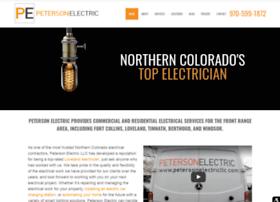 petersonelectricllc.com