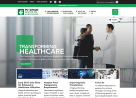 petersonhealthcare.org