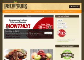 petersonsmarketplace.com