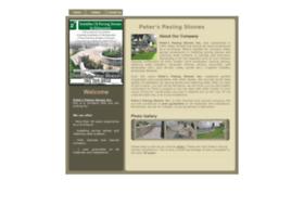 peterspavingstones.ca