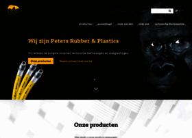 petersrubber.nl